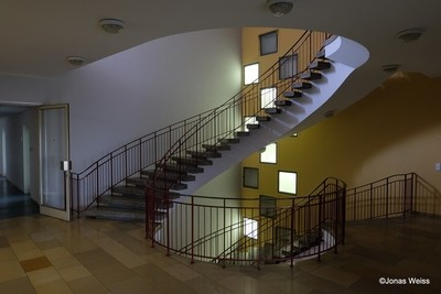 Public Stairwell in  Nuremberg