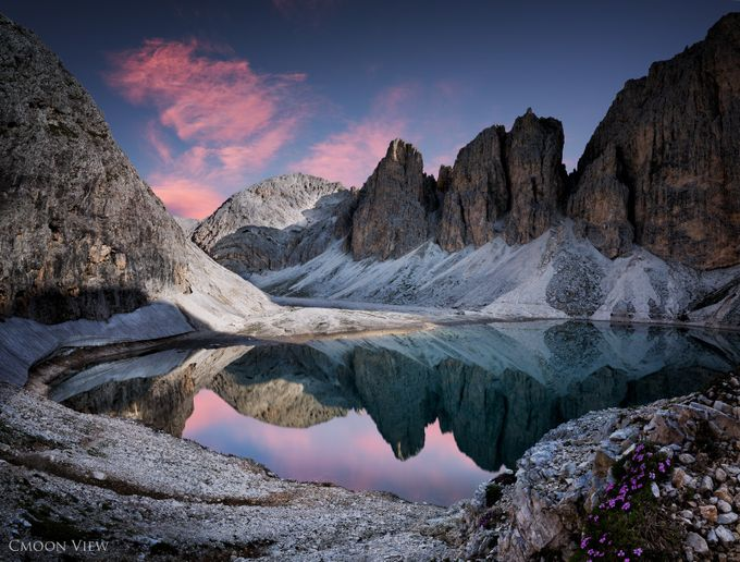 moonscape by CmoonView - High Peaks Photo Contest