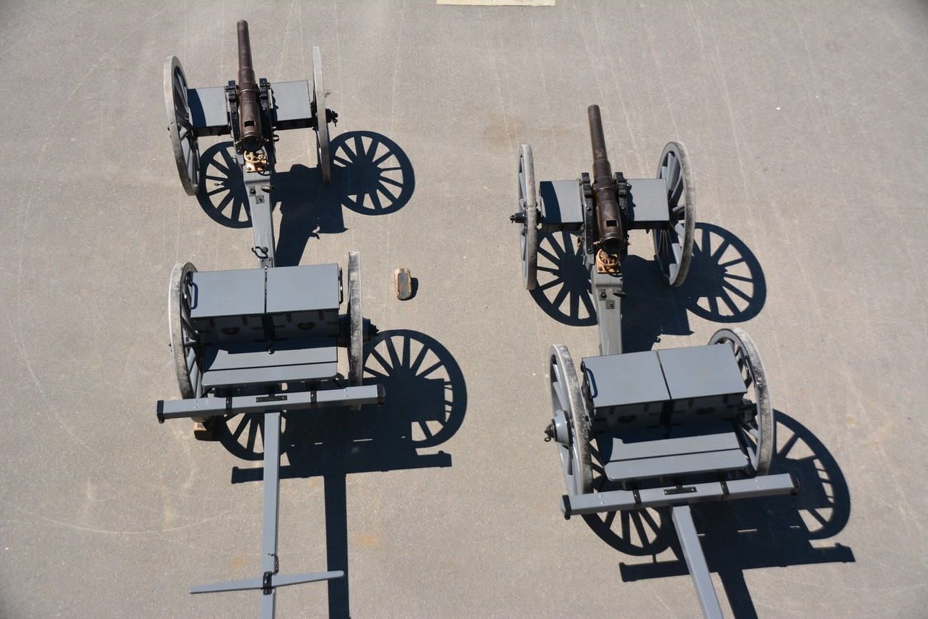 Battle wagons