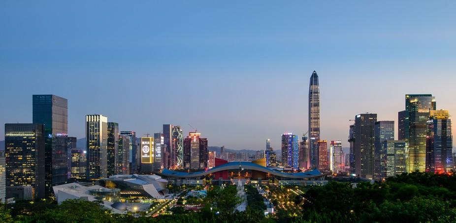 Futian, Shenzhen, China