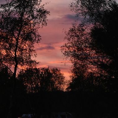 Taken at Windermere campsite