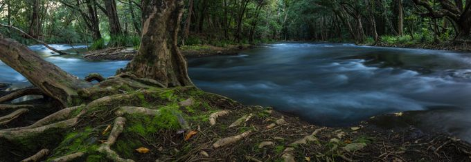 Two rivers meeting by jonwestaway - Long Exposure Experiments Photo Contest