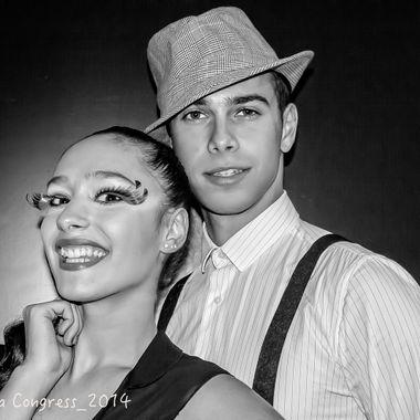 Berlin Salsa dancing event