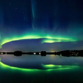 Awesome auroras last October even in Southern Finland