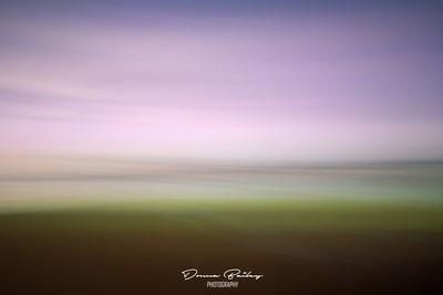 Blurred Shore