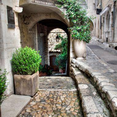St Paul De Vence  #1, France - The France Collection