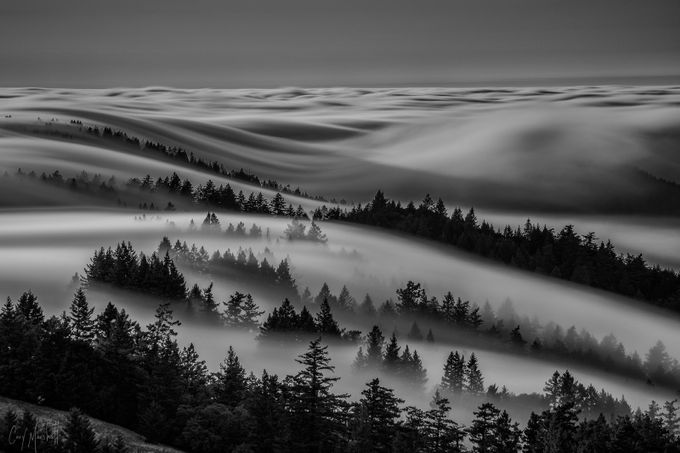 Mt tam by corymarshall - Layered Compositions Photo Contest