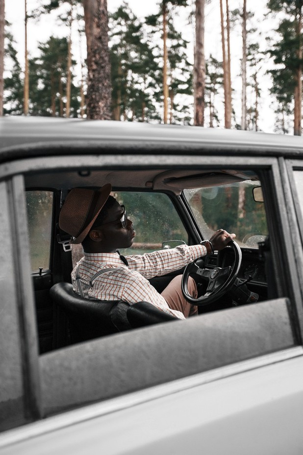 Old friend by daniildragunov - Summer Road Trip Photo Contest