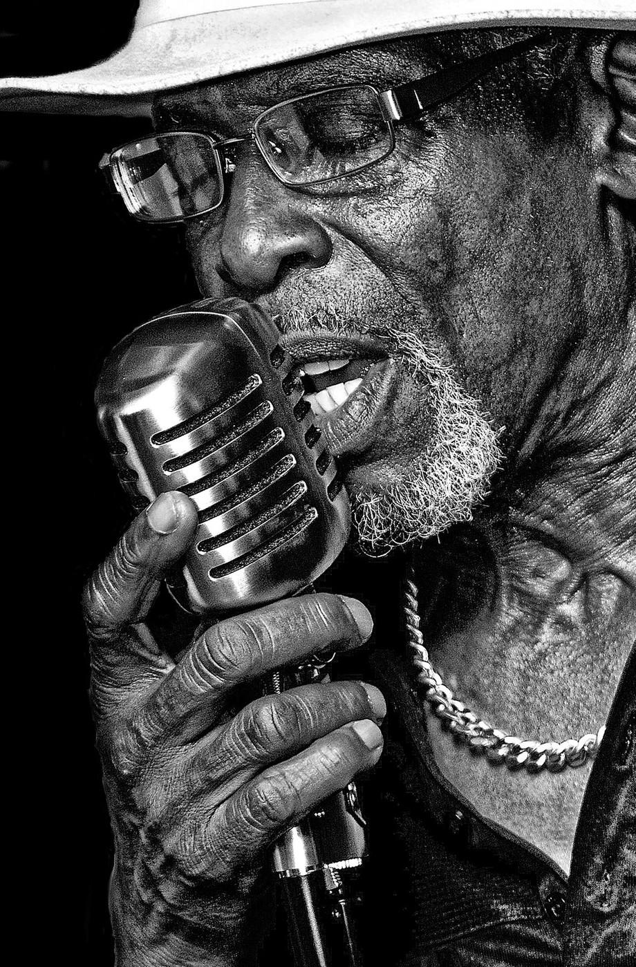 The Soul Man by Bobwhite - Monochrome Creative Compositions Photo Contest