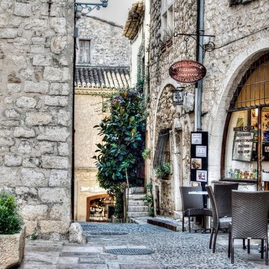 Saint Paul De Vence  #3, France - The France Collection