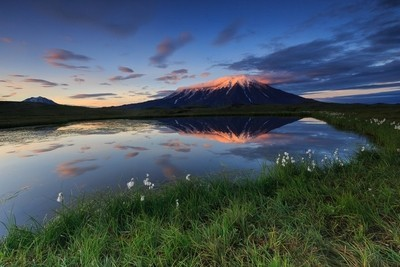 Volcanic Dawn