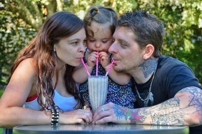 Family & milkshakes