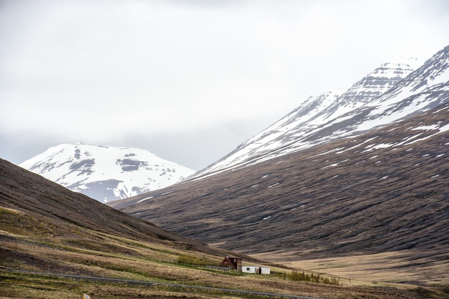 Living in the inlands od Iceland int he winter is very harsh. Isolated by snow and only 4 hours l...