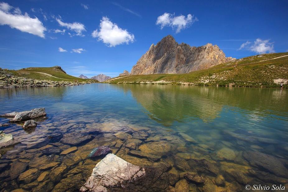 Mountain, Rocca la Meja