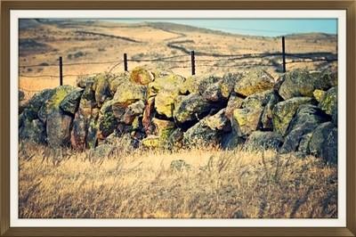 Ancient Rock Walls