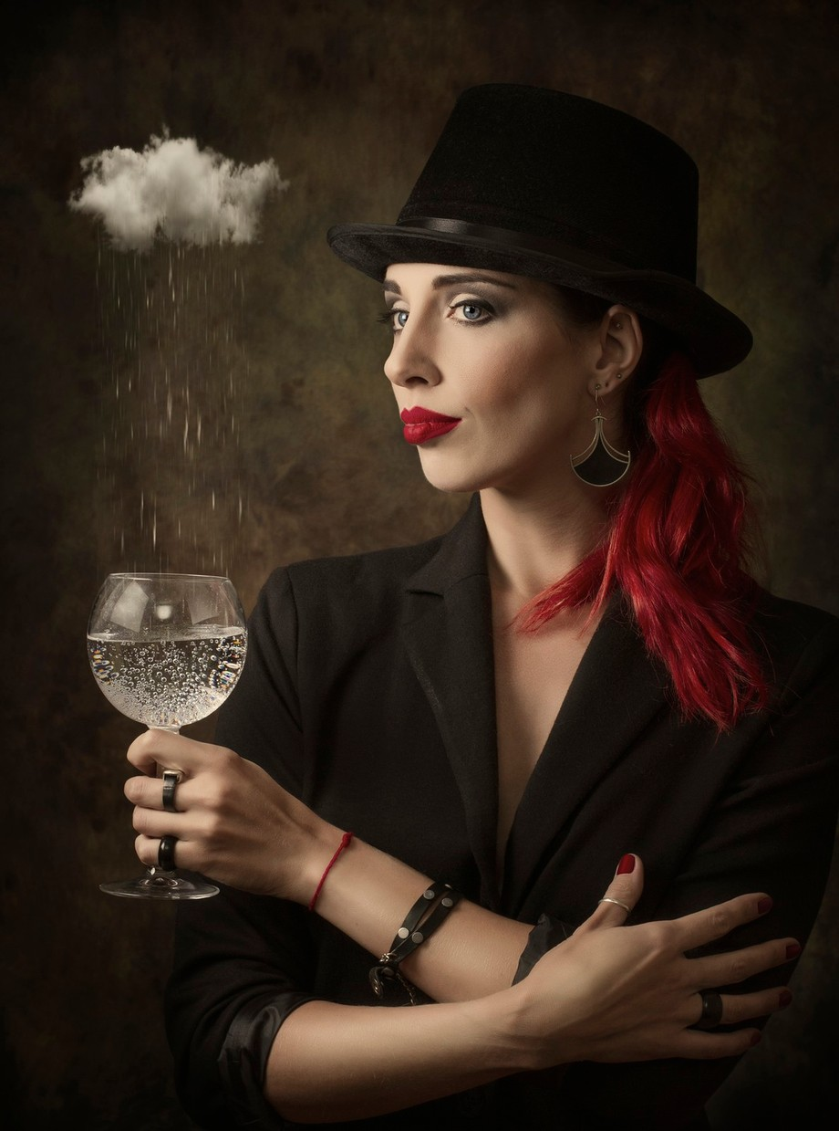 Rainy cocktail by olgakuznyetsova - Getting Creative Photo Contest