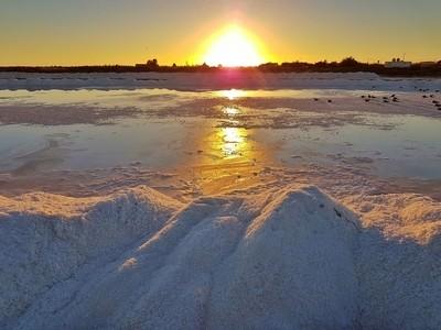 Sunset salt culture #2