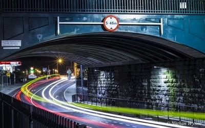 Lough Atalia Railway Bridge, Galway
