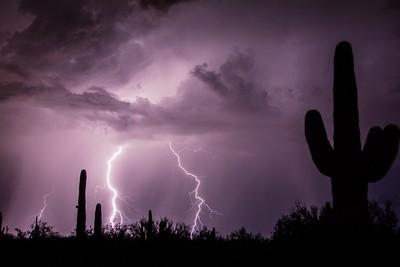 Desert Lightning 2