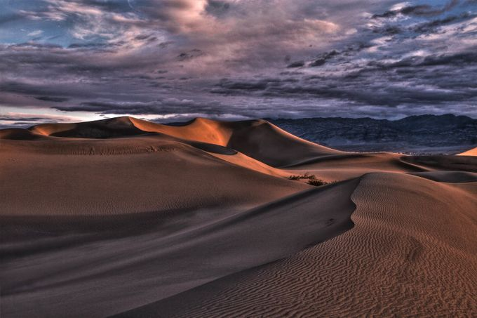 Mesquite Dunes by marcdewitt - Landscapes And Sand Photo Contest