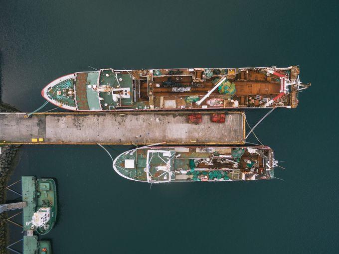 Port of Reykjavik by Sethvdl - High Vantage Points Photo Contest