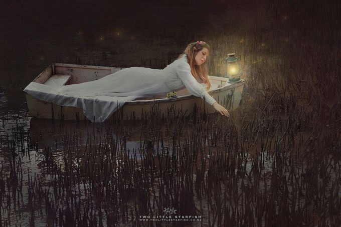twolittlestarfish  by racheljordan - Fairytale Moments Photo Contest