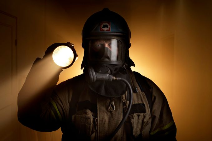The Fireman by Elmer-Laahne - People At Work Photo Contest
