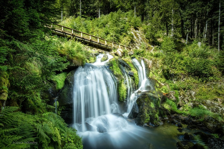 Trilberger Waterfall