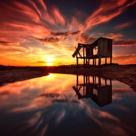 """Fractured Worlds"" 