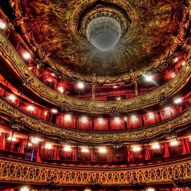 Theatre Du Palais Royal, Paris - The France Collection