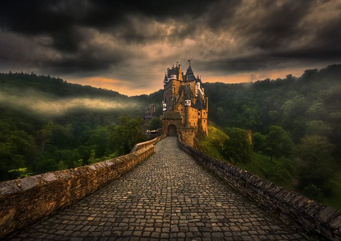 Eltz... by kbrowko - Enchanted Castles Photo Contest