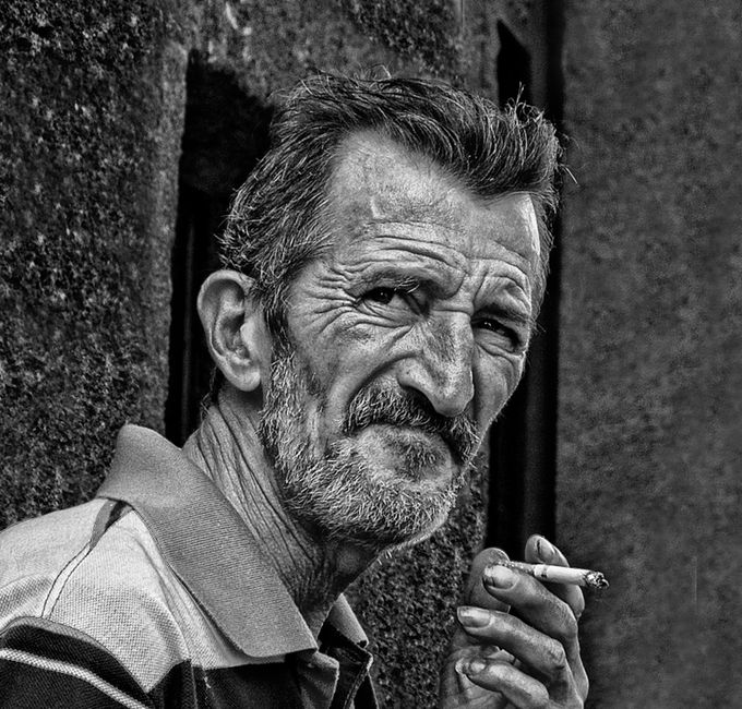 Madeira man-1 by SURREALIMAGE - Male Portraits Photo Contest