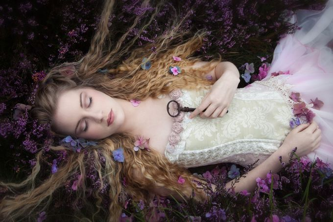 Secret garden by CarriAngel - Fairytale Moments Photo Contest
