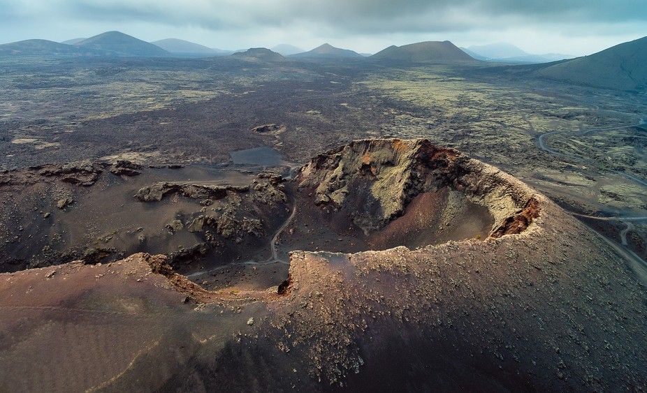 Volcan el Cuervo is a truly epic showcase of the landscapes Lanzarote has to offer. Laying just o...