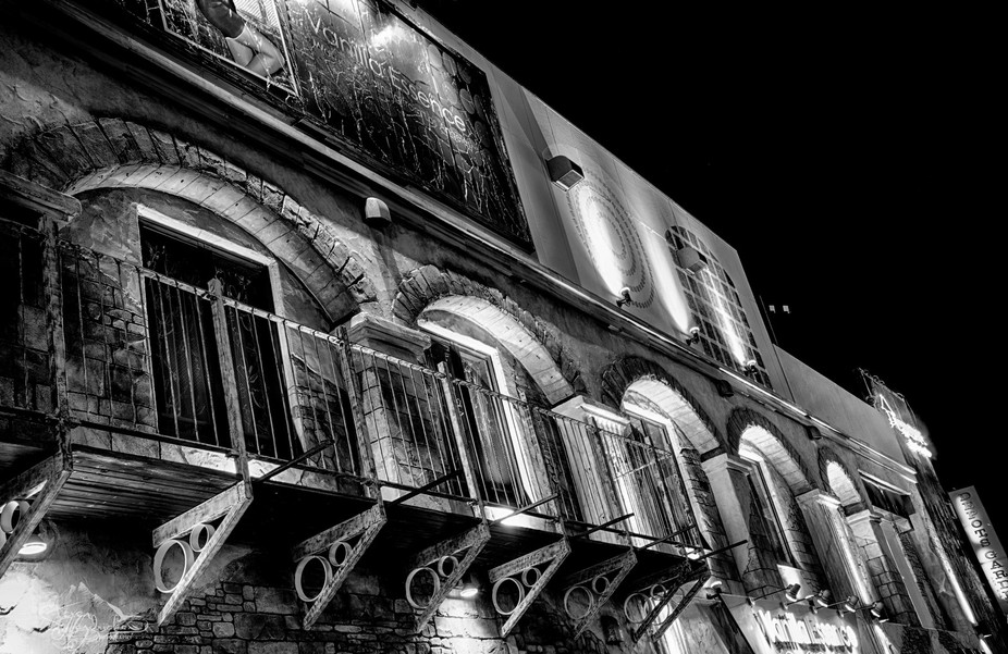 Balcony's are where love starts