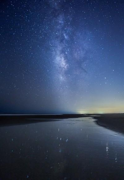 Serenity Point Milky Way