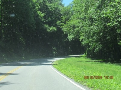 Heading To Cherokee