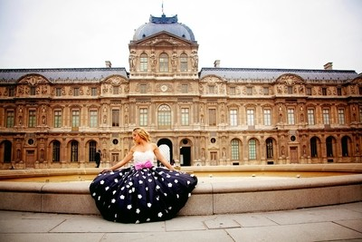 Luxury at the Louvre