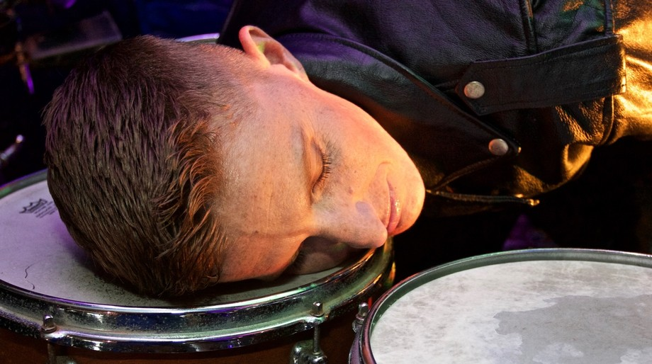 Drumming Up Some Sleep