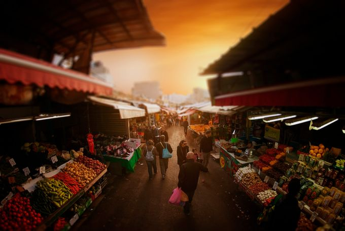 Carmel Market by ilyayakover - Food Markets Photo Contest