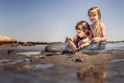 Mermaids at Grays Bay