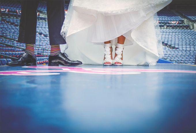 How To: Capturing Creative Wedding Shots
