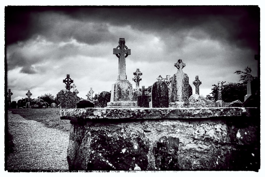 Clonmacnoise Historical Site Ireland 01 of 30