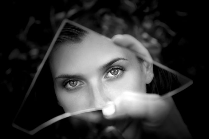 Eyes2Love by scottfinney - The Face in the Mirror Photo Contest