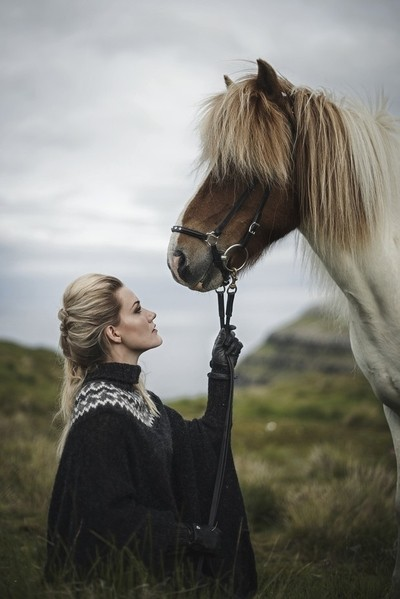 Hildigarð and Høttur