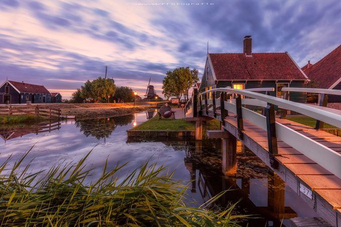 Zaanse Schans by DennisartPhotography - Fences Photo Contest