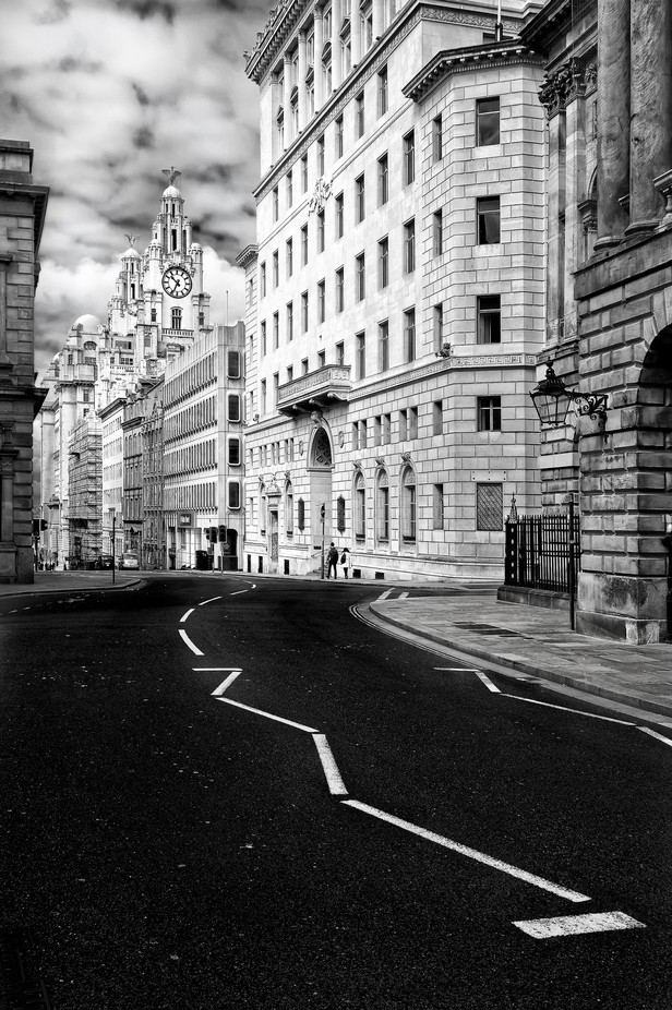 Liverpool Streets 1 by Badgrandad - My City Photo Contest