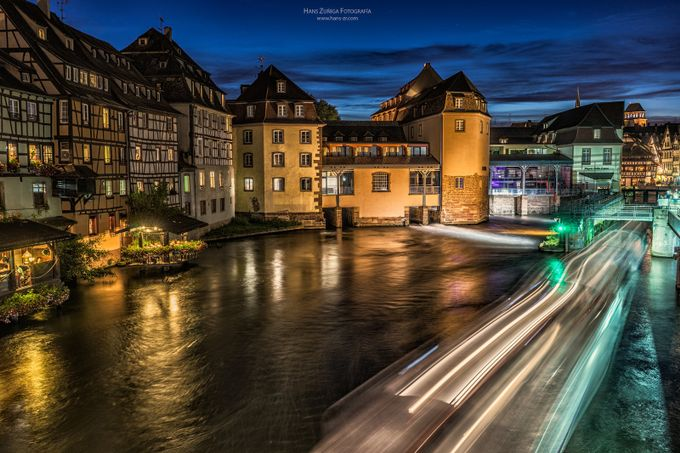 Strasbourg, France by hanzunroj - Artificial Light Photo Contest 2017