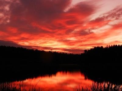 Sunset Aug 30