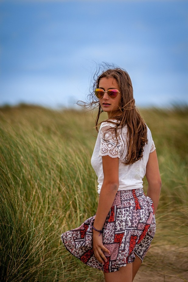 End of The Summer in Ireland with Lucia 04/10 by Chris_Photoshooter - Sunglasses Photo Contest 2017